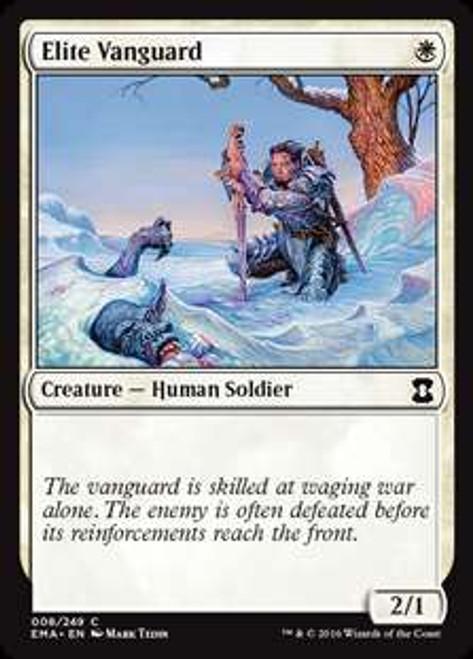 MtG Eternal Masters Common Elite Vanguard #8