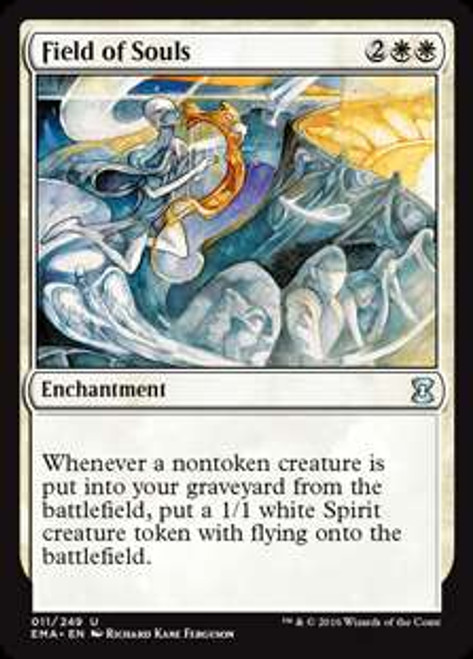 MtG Eternal Masters Uncommon Field of Souls #11
