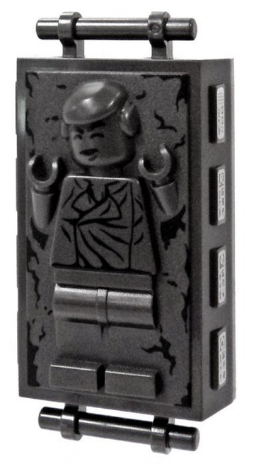LEGO Star Wars The Empire Strikes Back Carbonite Han Solo Minifigure [Episode V Loose]