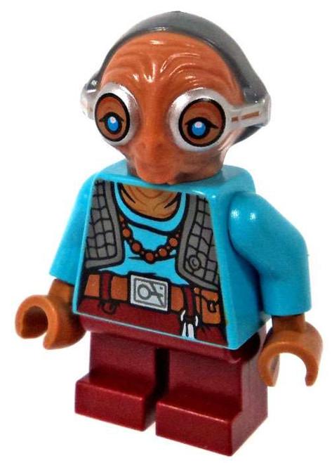 LEGO Star Wars The Force Awakens Maz Kanata Minifigure [Loose]
