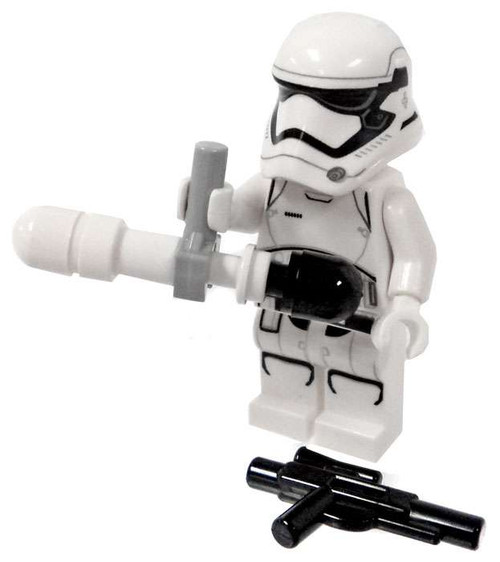 LEGO Star Wars The Force Awakens First Order Riot Stormtrooper Minifigure [Loose]