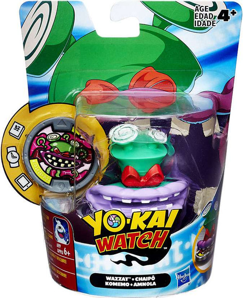Yo-Kai Watch Medal Moments Wazzat Mini Figure
