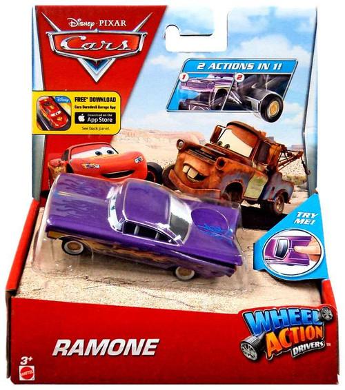 Disney / Pixar Cars Wheel Action Drivers Ramone Diecast Car