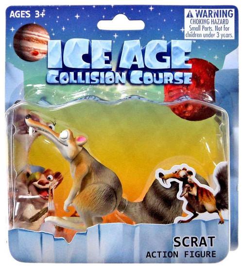 Ice Age Collision Course Scrat Action Figure