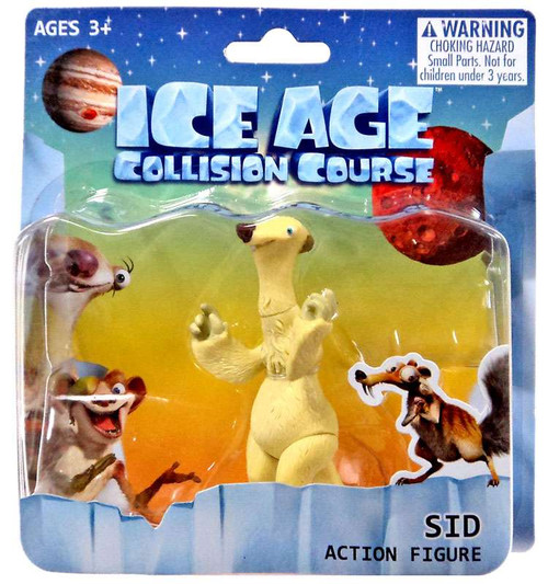Ice Age Collision Course Sid Action Figure