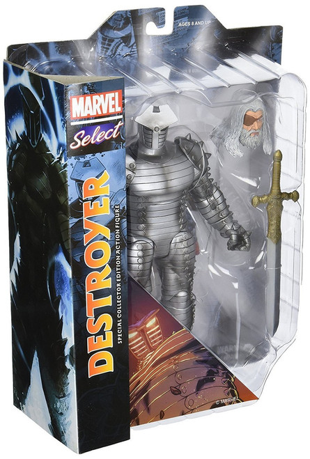 Marvel Select Odin The Destroyer Action Figure