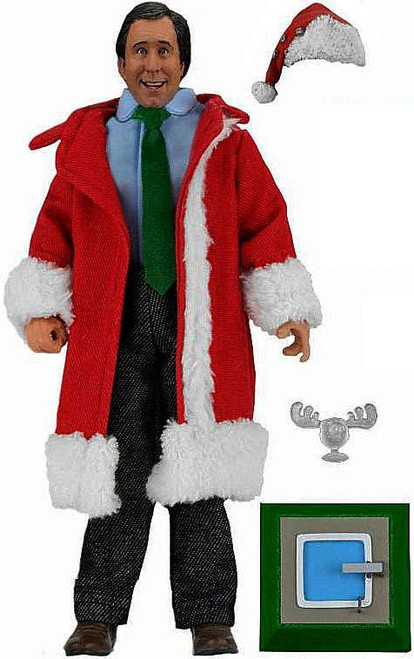 NECA National Lampoon's Christmas Vacation Santa Clark Griswold Retro Action Figure (Pre-Order ships June)