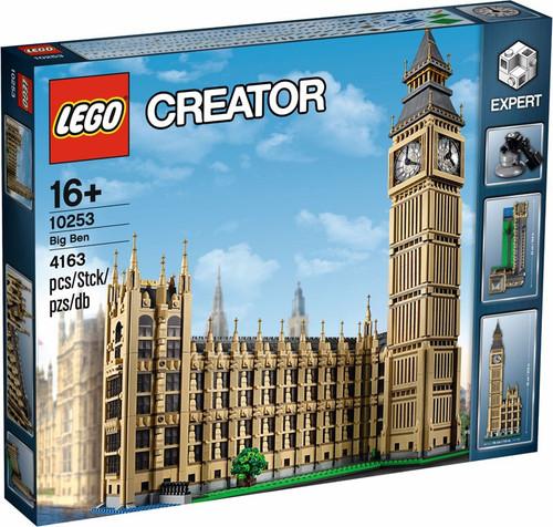 LEGO Creator Big Ben Set #10253