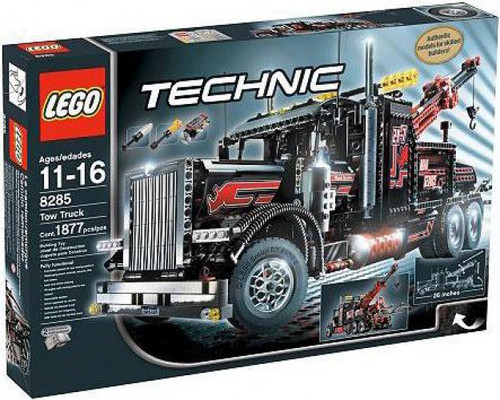 LEGO Technic Tow Truck Set #8285 [Damaged Package]