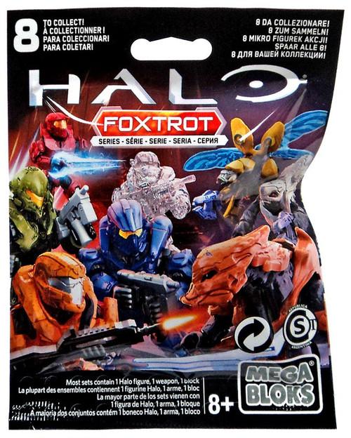 Mega Bloks Halo Foxtrot Minifigure Mystery Pack [1 RANDOM Figure]