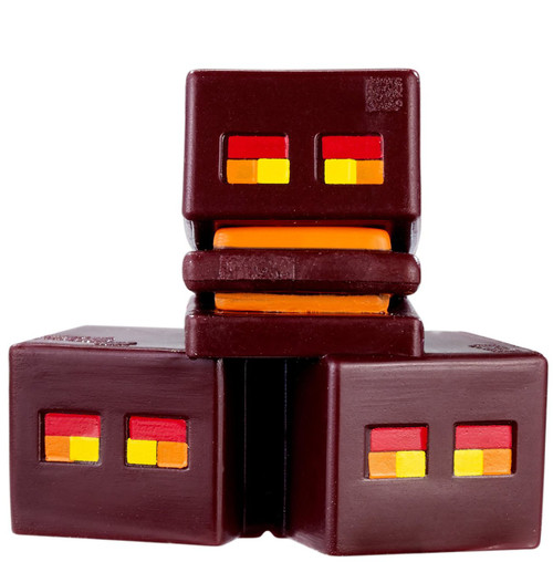 Minecraft End Stone Series 6 Magma Cubes 1-Inch Mini Figure [Loose]