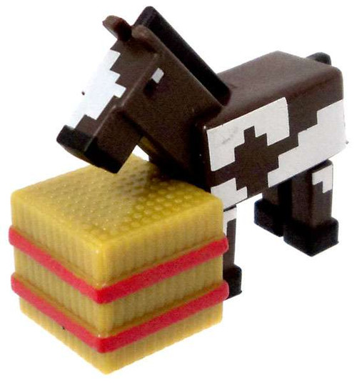 Minecraft End Stone Series 6 Baby Horse 1-Inch Mini Figure [Loose]