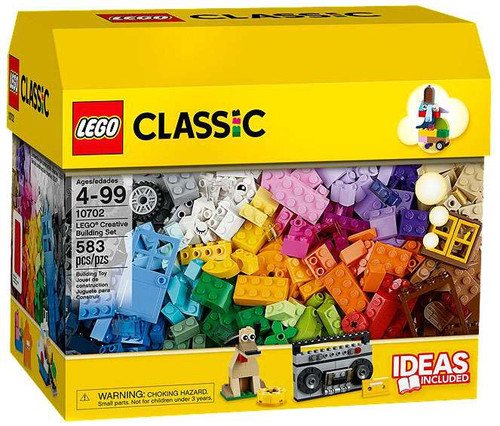 LEGO Classic Creative Building Set Set #10702 [Damaged Package]