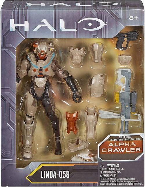 Halo Alpha Crawler Series Linda-058 Action Figure