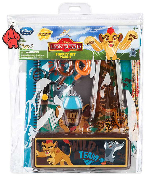 Disney The Lion Guard Supply Kit