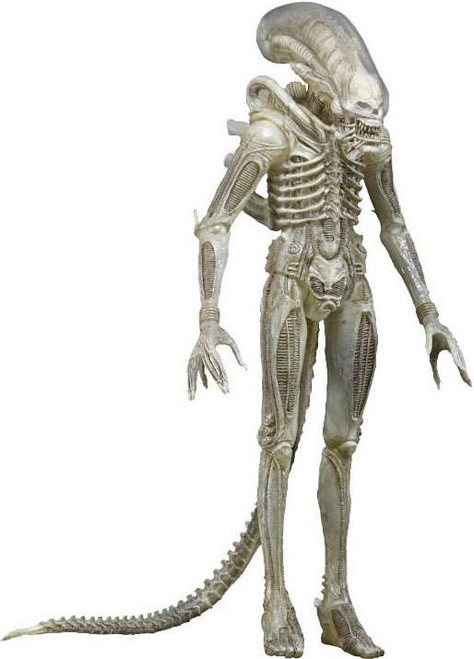 NECA Alien Quarter Scale Translucent Prototype Suit Concept Action Figure