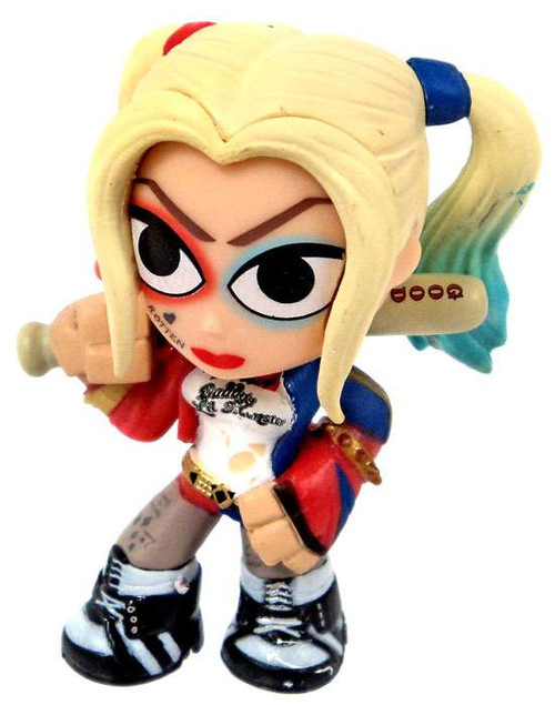 Funko Suicide Squad Mystery Minis Harley Quinn 1/12 Mystery Minifigure [Loose]