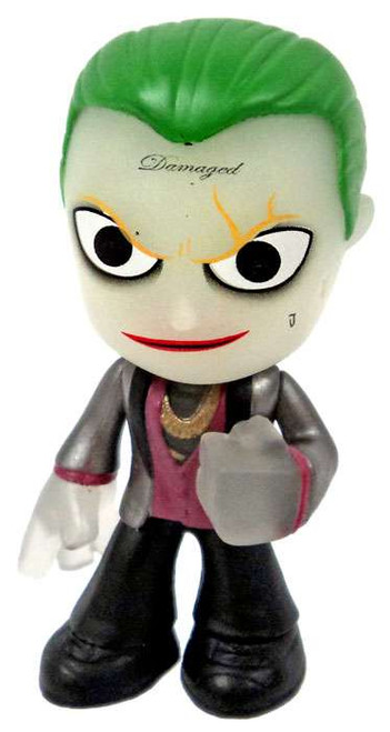 Funko Suicide Squad Mystery Minis The Joker in Tuxedo Exclusive 1/12 Mystery Minifigure [Glow in the Dark Loose]