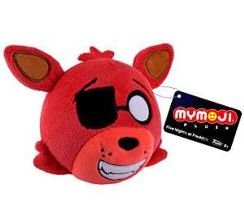 Funko Five Nights at Freddy's MyMojis Foxy Plush [RANDOM FACIAL EXPRESSION!]