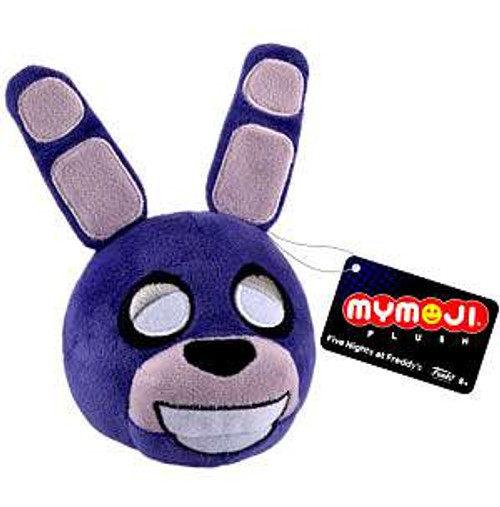 Funko Five Nights at Freddy's MyMojis Bonnie Plush [RANDOM FACIAL EXPRESSION!]