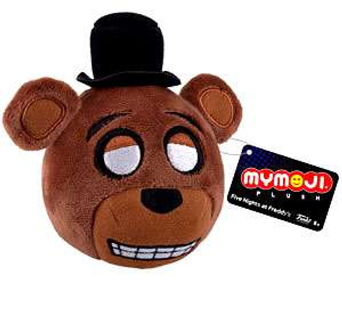 Funko Five Nights at Freddy's MyMojis Toy Freddy Plush [RANDOM FACIAL EXPRESSION!]