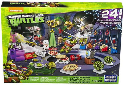 Mega Bloks Teenage Mutant Ninja Turtles Animation 2016 Advent Calendar Set #31594