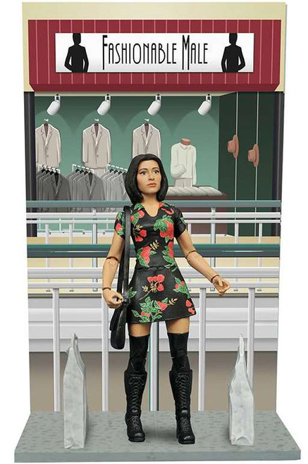 Mallrats Select Series 2 Renee Action Figure