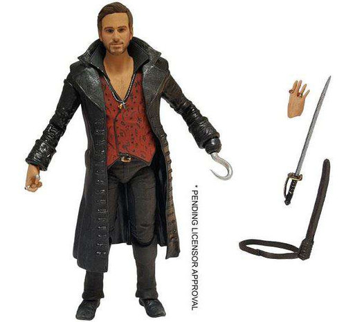 Once Upon a Time Hook Exclusive Action Figure