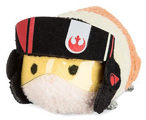 Disney Tsum Tsum Star Wars Poe Dameron 3.5-Inch Mini Plush