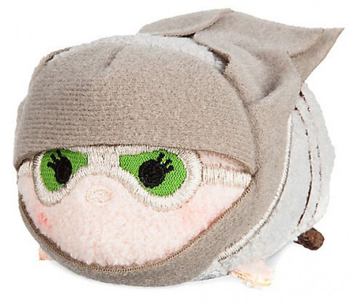Disney Tsum Tsum Star Wars Rey 3.5-Inch Mini Plush [Desert Gear]