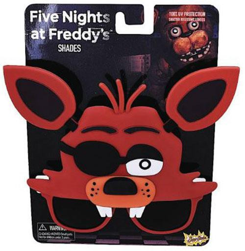 Five Nights at Freddy's Sun-staches Foxy Fox Sunglasses