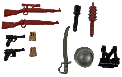 BrickArms WWI Central Powers Weapons Pack
