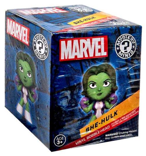 Funko Marvel Mystery Minis She-Hulk Exclusive Vinyl Bobble Head