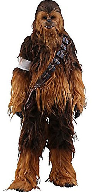 Star Wars The Force Awakens Movie Masterpiece Chewbacca Collectible Figure