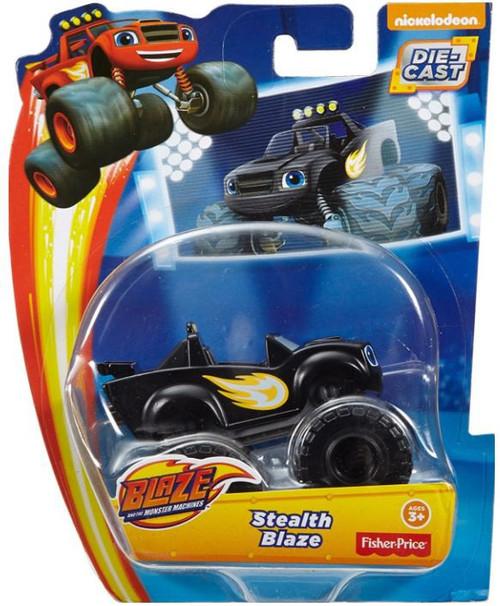 Fisher Price Blaze & the Monster Machines Stealth Blaze Diecast Car