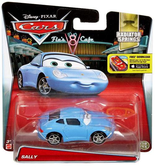 Disney / Pixar Cars Radiator Springs Sally Diecast Car #10/15