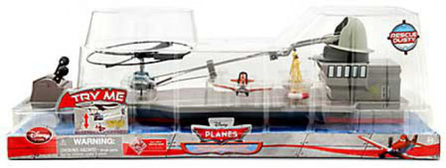 Disney Planes Flying Rescue Heli Exclusive Playset [Damaged Package]