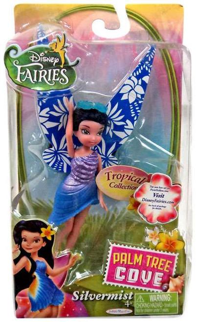 Disney Fairies Palm Tree Cove Tropical Collection Silvermist 4.5-Inch Figure