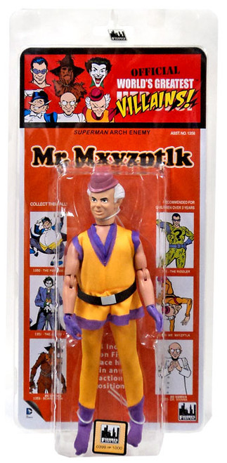 DC World's Greatest Heroes! Kresge Retro Style Series 1 Mr. Mxyzptlk Retro Action Figure [Damaged Package]