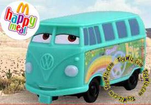 Disney / Pixar Cars McDonald's Happy Meal Fillmore Toy Car #8