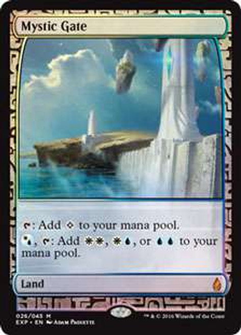 MtG Oath of the Gatewatch Mystic Gate [Zendikar Expedition]