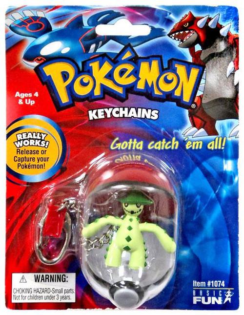 Pokemon Release & Capture Cacturne Keychain