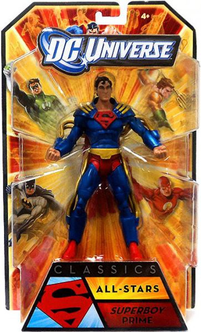 DC Universe All-Stars Classics Superboy Prime Action Figure