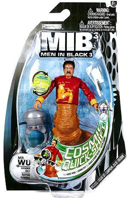 Men in Black 3 Mr. Wu Action Figure