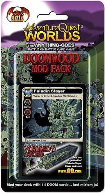 Adventure Quest Worlds Doomwood Mod Pack