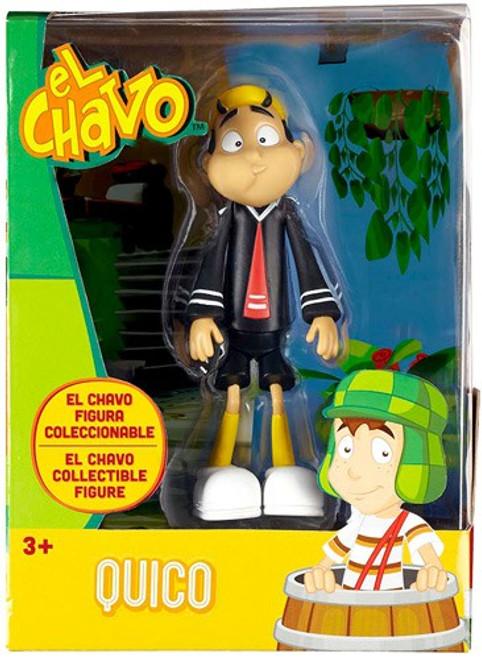 El Chavo Quico 5-Inch Vinyl Figure