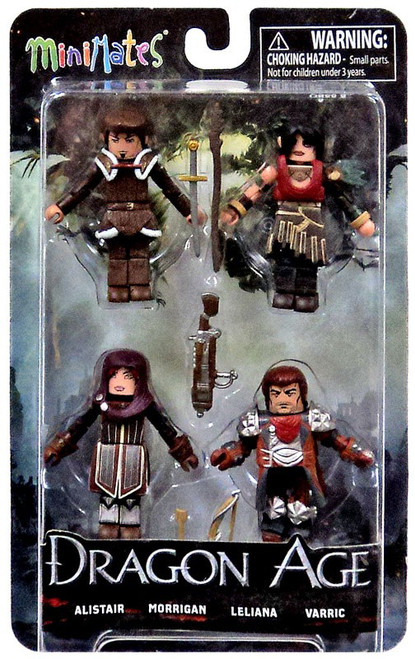 Dragon Age Minimates Minifigure 4-Pack