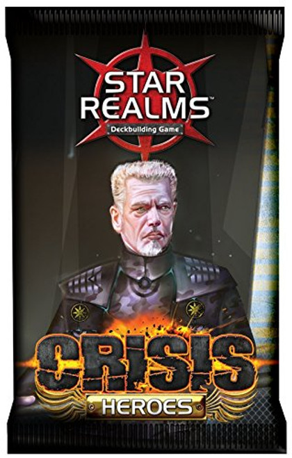 Star Realms Crisis Heroes Deckbuilding Game Pack