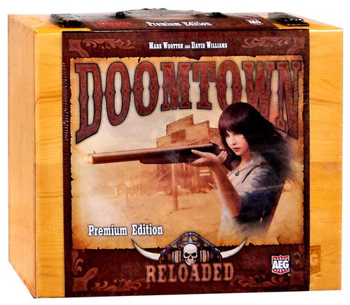 Doomtown Reloaded Premium Edition Set
