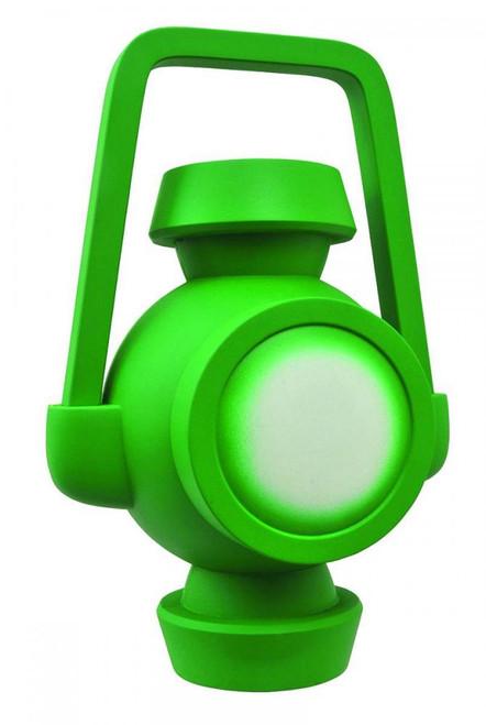 DC Green Lantern Battery 12-Inch Vinyl Bank